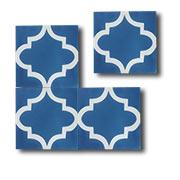Fossil Stone - Encuatic Tiles Azul Marino Tiles