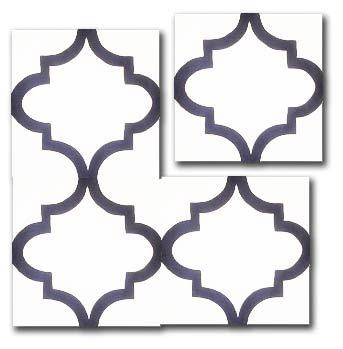 Fossil Stone - Encuatic blanconuclear Tiles