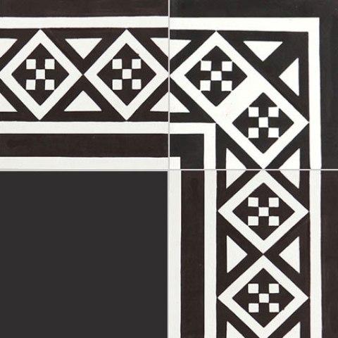 Fossil Stone Dublin Ireland - Encuatic Tiles Close Up