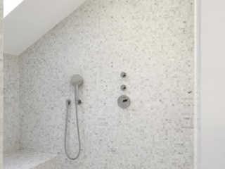 Fossil Stone Dublin - Old White Marble Mosaic